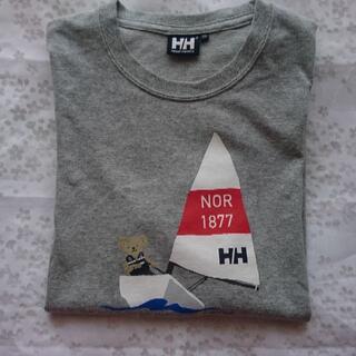 ヘリーハンセン(HELLY HANSEN)のヘリーハンセン Tシャツ Mサイズ レディース(Tシャツ(半袖/袖なし))