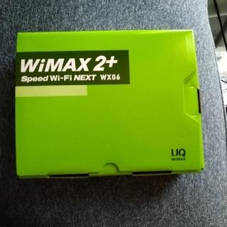 NEC - NEC  Speed Wifi    WX06
