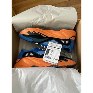 アディダス(adidas)のADIDAS YEEZY BOOST 700 BRIGHT BLUE 27cm (スニーカー)