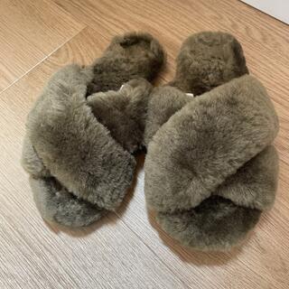 エミュー(EMU)のEMU 23センチ新品未使用(サンダル)