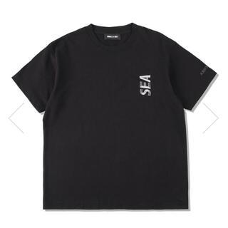L CASETIFY × WDS (SEA-VARTICAL) T-SHIRT(Tシャツ/カットソー(半袖/袖なし))