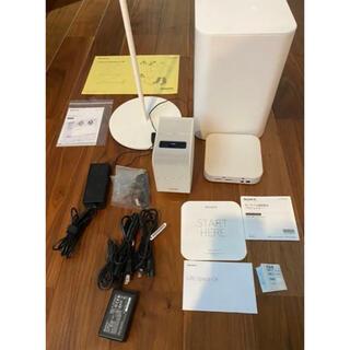 ソニー(SONY)のLSPX-P1、LSPX-PS1セット(プロジェクター)