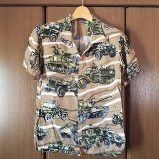 ヒステリックグラマー(HYSTERIC GLAMOUR)のヒステリックグラマー☆シャツ☆開襟シャツ(シャツ/ブラウス(半袖/袖なし))