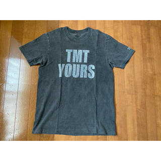 TMT - TMT★Tシャツ★Big3★Lサイズ★グレー★キムタク★メンズTシャツ