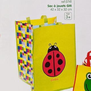 ヴィラック(vilac)のVilac (ヴィラック) Toy Bag おもちゃ袋 Lサイズ(その他)
