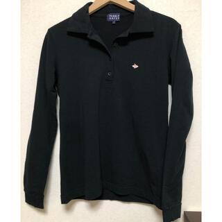パーリーゲイツ(PEARLY GATES)のパーリーゲイツ 長袖ポロシャツ ブラック(ポロシャツ)