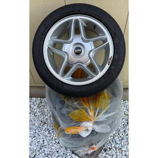 グッドイヤー(Goodyear)のミニクーパー MINI  純正 ホイール タイヤ セット 4本(タイヤ・ホイールセット)