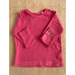 ハリウッドランチマーケット(HOLLYWOOD RANCH MARKET)のハリラン キッズ tシャツ トップス シャツ 1 80(Tシャツ)