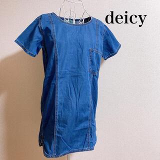 デイシー(deicy)のTシャツ カットソー(Tシャツ(半袖/袖なし))