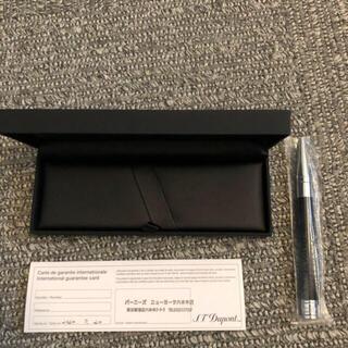 エステーデュポン(S.T. Dupont)の値下不可 新品 S.T.Dupont デュポンボールペン D.イニシャル(ペン/マーカー)