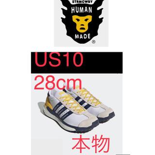 アディダス(adidas)のアディダスオリジナルスヒューマンメイドカントリーADIDAS humanmade(スニーカー)