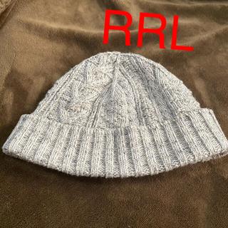 ダブルアールエル(RRL)のRRL ニット帽 キャップ テンダーロイン リアルマッコイズ リーバイス(ニット帽/ビーニー)