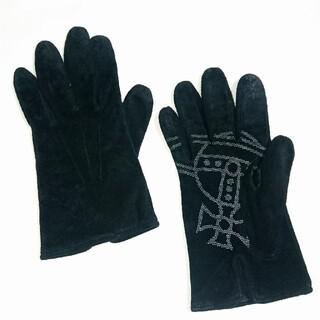 ヴィヴィアンウエストウッド(Vivienne Westwood)のVivienne Westwood/レア品 スエードレザー 手袋(手袋)