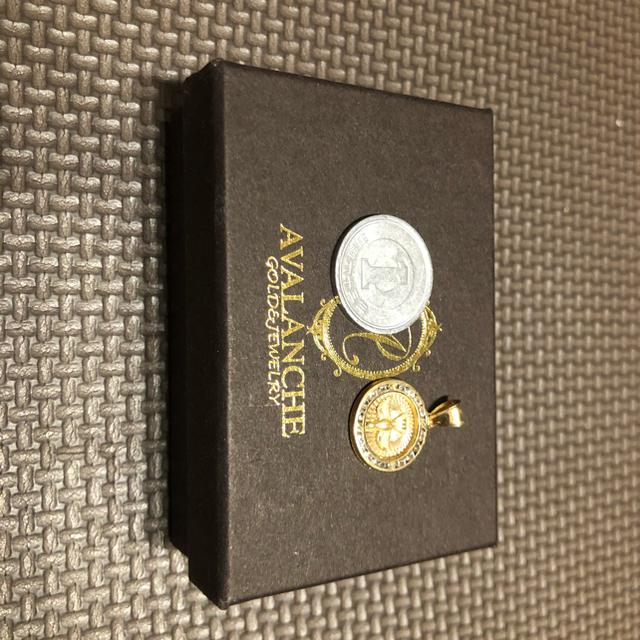 アヴァランチ ペンダントトップ メンズのアクセサリー(ネックレス)の商品写真