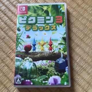 ニンテンドースイッチ(Nintendo Switch)のピクミン3 デラックス Switch 値下‼︎(家庭用ゲームソフト)