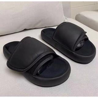 Yeezy season7 slipper メンズ サンダ 25cm(サンダル)
