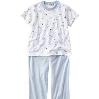 familiar - ファミリアパジャマ(7分丈パンツ)【夏向け】