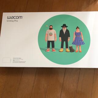 ワコム(Wacom)の【中古】Wacom Cintiq Pro 16 (DTH-1620/AK0)(タブレット)