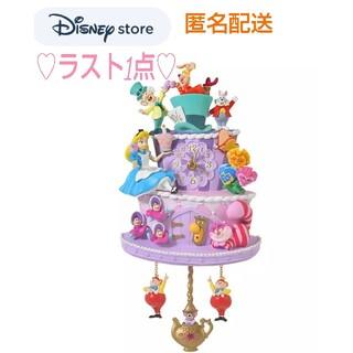 ふしぎの国のアリス 時計 Alice in Wonderland 70周年(掛時計/柱時計)