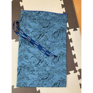 パタゴニア(patagonia)のパタゴニアの巾着(トラベルバッグ/スーツケース)