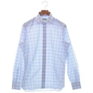 ルイジボレッリ(LUIGI BORRELLI)のLUIGI BORRELLI ドレスシャツ メンズ(シャツ)