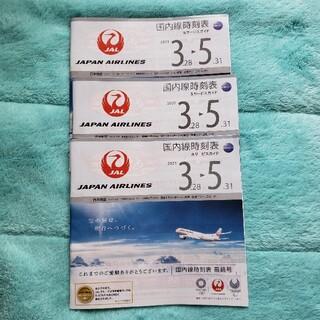 JAL時刻表