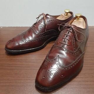 Church's - [貴重] 3都市 ビンテージ 旧チャーチ 73ラスト 革靴 レザーシューズ