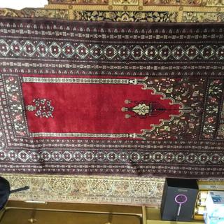 定価25万パキスタン絨毯(最終値下げ)(ラグ)