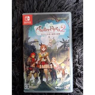 Koei Tecmo Games - ライザのアトリエ2 ~失われた伝承と秘密の妖精~ Switch