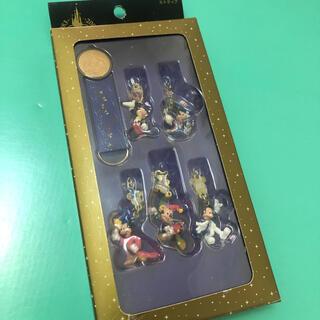 ディズニー(Disney)のディズニー20周年ストラップ・新品未使用(キーホルダー/ストラップ)