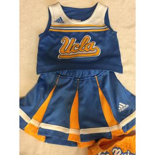 アディダス(adidas)のチアガール UCLA 2T adidas(ワンピース)