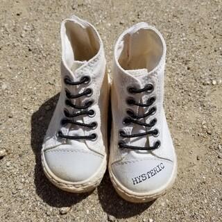 ヒステリックミニ(HYSTERIC MINI)の靴(スニーカー)