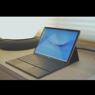 ファーウェイ(HUAWEI)の【美品】Huawei MateBook M3 (タッチパネル搭載モデル)(ノートPC)