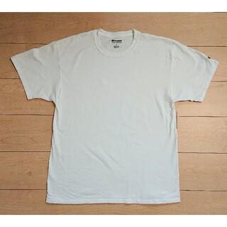 チャンピオン(Champion)の良品 CHAMPION チャンピオン 半袖Tシャツ L ホワイト(Tシャツ/カットソー(半袖/袖なし))