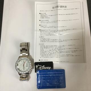 ディズニー(Disney)のディズニー メンズ 腕時計 スワロフスキー入り(腕時計(アナログ))