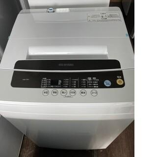 アイリスオーヤマ(アイリスオーヤマ)のアイリスオーヤマ 5キロ洗濯機 💍2019年製💍(洗濯機)