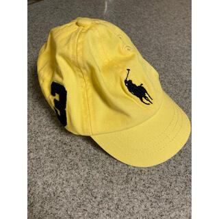 ラルフローレン(Ralph Lauren)の【美品】ラルフローレン Ralph Lauren キャップ 帽子 キッズ ベビー(帽子)