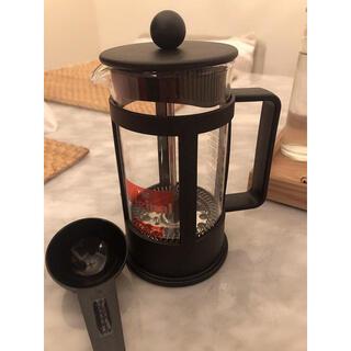 ボダム(bodum)の早い者勝ち‼️最終値下げ新品bodum×Starbucksフレンチプレスコーヒー(コーヒーメーカー)
