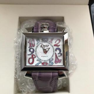 ガガミラノ(GaGa MILANO)のガガミラノ ナポレオーネ腕時計6030.7国内正規品 保証期間内 超美品クォーツ(腕時計)