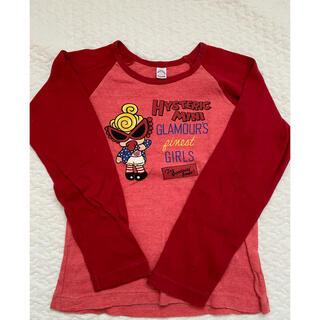 ヒステリックグラマー(HYSTERIC GLAMOUR)のHYSTERIC GLAMOUR 長袖 ロンT(Tシャツ/カットソー)
