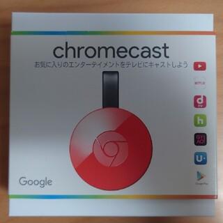 Google - 【美品】Chromecast 第2世代 コーラル