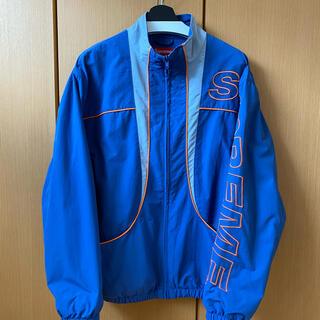 シュプリーム(Supreme)のSupreme Piping Track Jacket (ナイロンジャケット)
