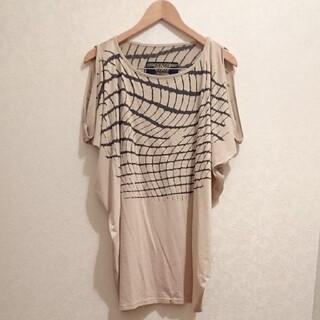 オキラク(OKIRAKU)のトピオ TOPIO トップス チュニック(シャツ/ブラウス(半袖/袖なし))