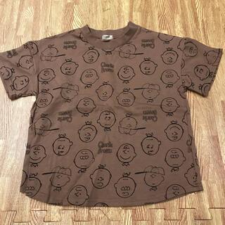 ピーナッツ(PEANUTS)のSNOOPY Tシャツ(Tシャツ/カットソー)