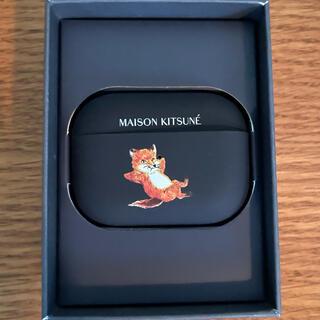 メゾンキツネ(MAISON KITSUNE')のメゾンキツネ Maison Kitsune AirPods Proケース(モバイルケース/カバー)
