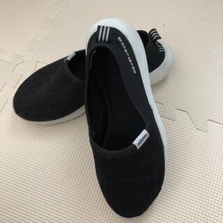 アディダス(adidas)の軽量 レディース アディダス スリッポン(スリッポン/モカシン)