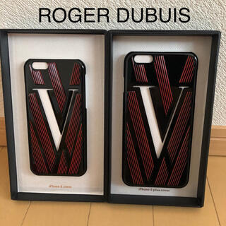 ロジェデュブイ(ROGER DUBUIS)のROGER DUBUIS iPhoneケース(iPhoneケース)