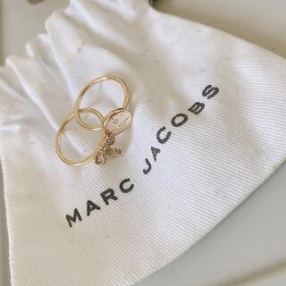 マークジェイコブス(MARC JACOBS)のMARC JACOBS(リング(指輪))