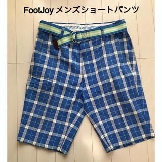 フットジョイ(FootJoy)のFootJoy メンズ ショートパンツ(ウエア)