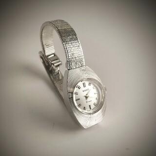 ラドー(RADO)の美しく上品な「RADO   Durance 」( デュランス )(腕時計)